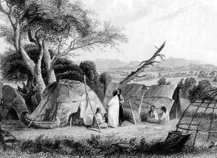 Information on Shawnee Indians, good for Eli's report