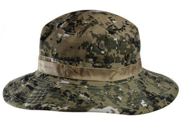Sombrero Australiano Camuflado Pixelado