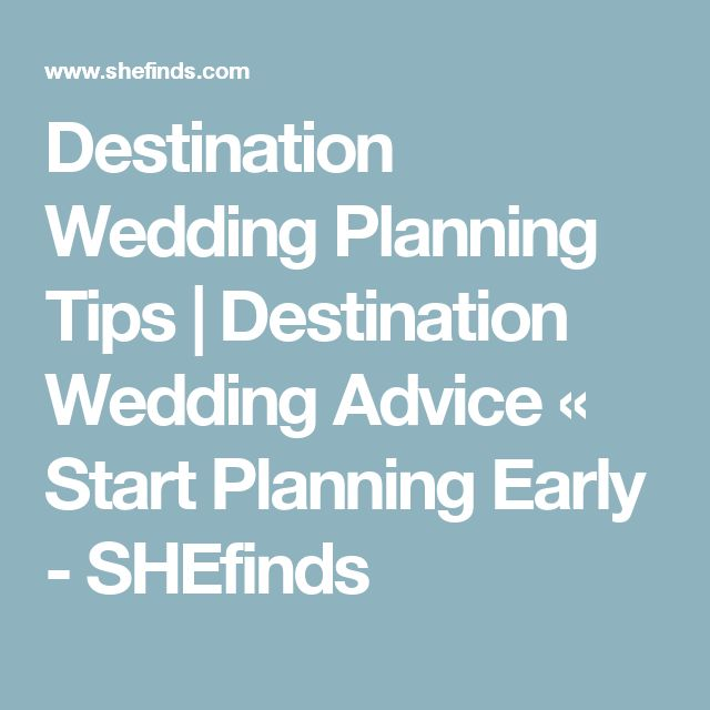 108 best wedding images on pinterest wedding decor for How to start planning a destination wedding