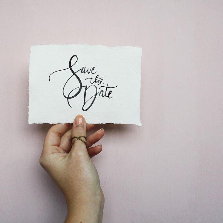 Save The Date // Studio Lona