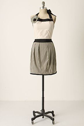Leave It To Beaver Revisited: June Cleaver Inspired Aprons