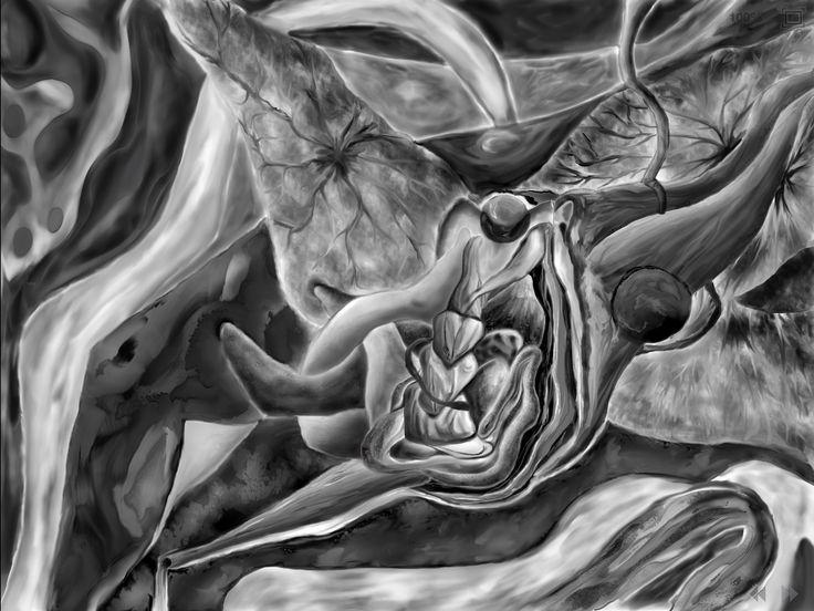 Painted on IPad with ArtStudio app Jorge Morgado