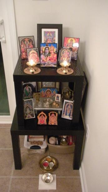 Pooja Shelf In Usa | Joy Studio Design Gallery - Best Design