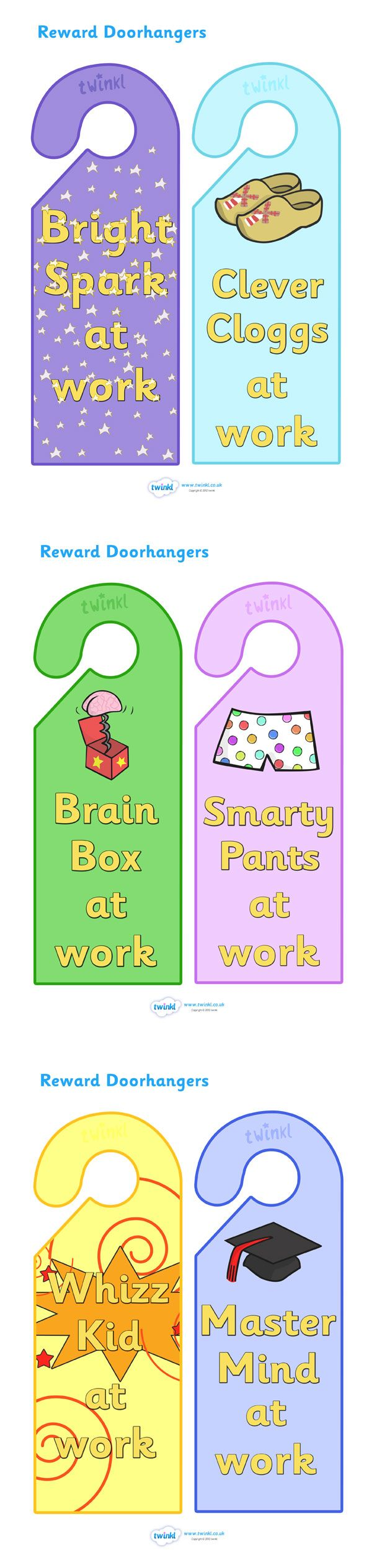 17 best images about preschool positive notes on pinterest for Idea door primary printables