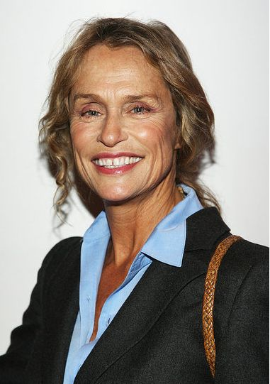 Lauren Hutton- a role model for ageing beautifully without the help of botox and surgery.