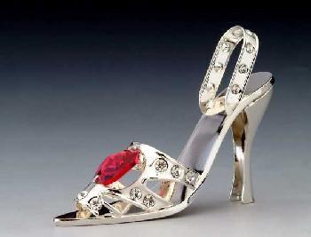 Shoe Suncatcher Decoration