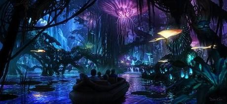 This is What Disney's Avatar Theme Park Will Look Like
