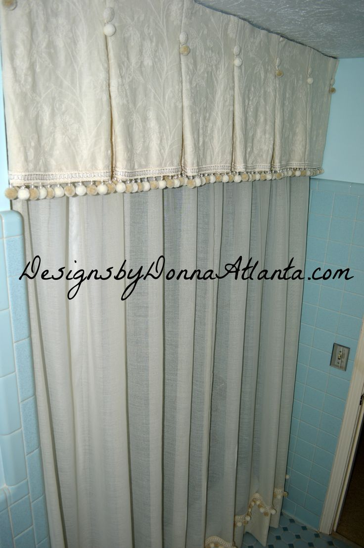 Box Pleated Shower Curtain   Shower Curtains Are Not Usually One Of The  Serious Decisions A Homeowner Spends Much Time Consi