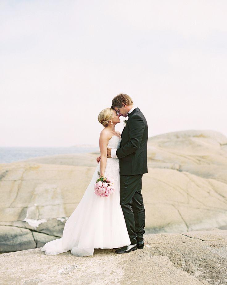 Bryllup fra Tjøme av Frøydis Geithus Photography
