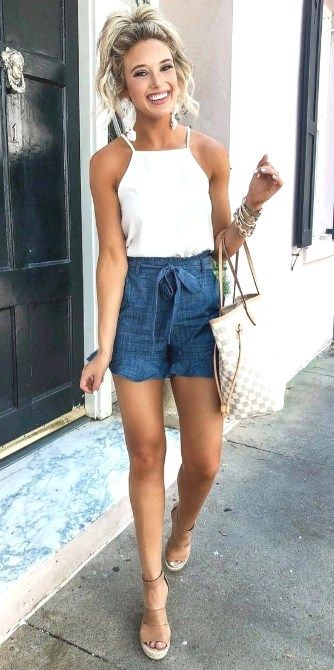 36 Cute Day Drinking Outfits For Summer
