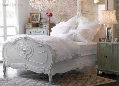 25 melhores ideias sobre camas antigas no pinterest - Camas estilo romantico ...