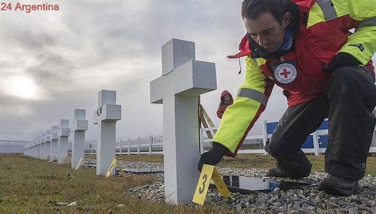 'Soldado argentino solo conocido por Dios', la leyenda que guió a la Cruz Roja en Malvinas