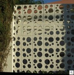 Decorative Block Wall best 25+ decorative concrete blocks ideas on pinterest | concrete