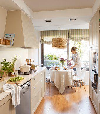 Mejores 58 im genes de cocinas en pinterest cocinas - Como decorar un porche abierto ...