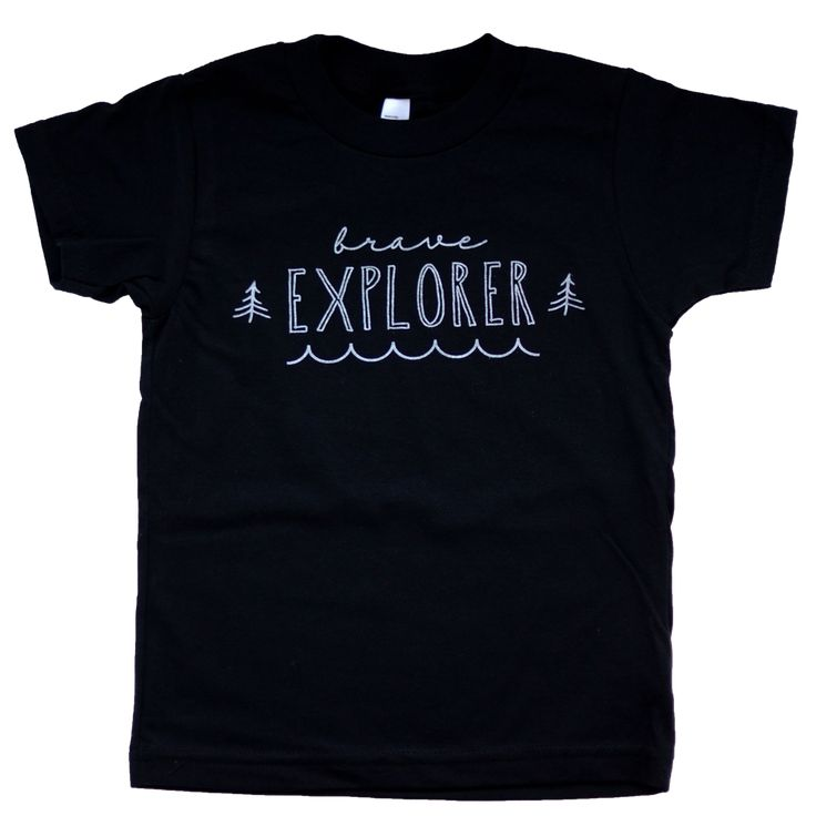 Love these T-Shirts for taking pics of the kids. Wolf Pup Threads Brave Explorer Tee #ad