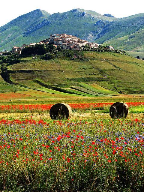 Castelluccio, Perugia, Italy