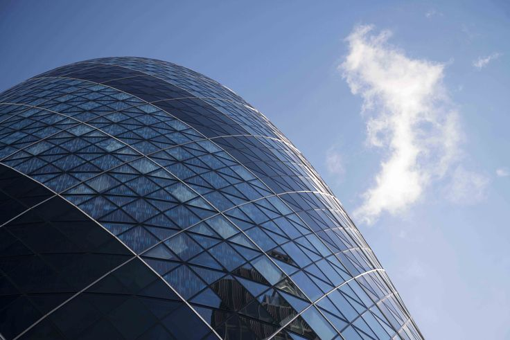 Hello to the #Gherkin looking very clean and glossy today. If you need any help around your property Melchior Gray is a London-based property maintenance company. We specialise in responsive maintenance, painting/decorating & small building projects. Call our team today on 020 7731 2100 www.melchiorgray.co.uk Photography by ©DavidJensen