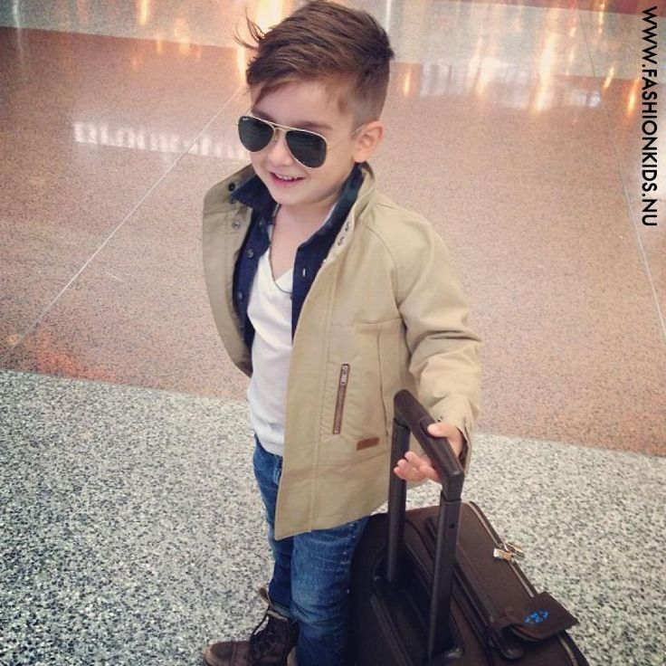 Check out these ridiculously stylish kids.if I have a boy next this is his style!!! Hahaha
