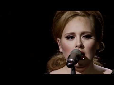 Adele - Make You Feel My Love (Live) Itunes Festival 2011 HD.  Cover of the song written by Bob Dylan.  This is a perfect example of a cover being better than the original.
