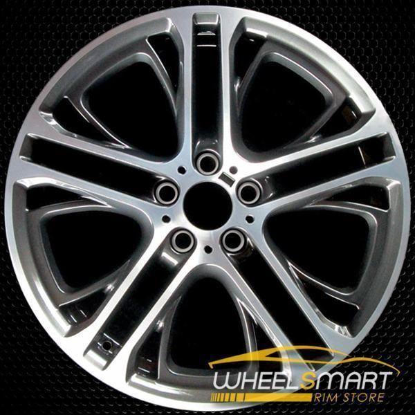 20 Bmw X Series Oem Wheel 2011 2018 Machined Alloy Stock Rim