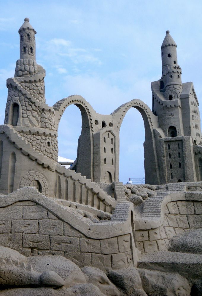 1092 Best Sand Art Images On Pinterest Sand Art Sands And Castles