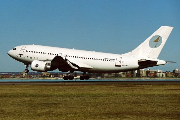 Compass Airlines Airbus A310 (VH-YMI)
