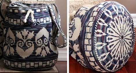 Exploring Tapestry Crochet with Lots of Inspiration Photos |