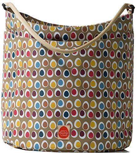 Pacapod Baby Diaper Bag Lite - Samui Jewel PacaPod