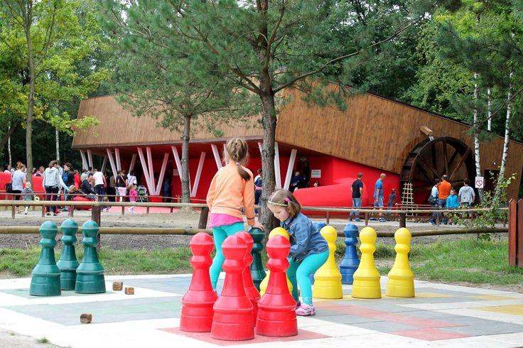 Park edukacji i rozrywki :: Farma Iluzji