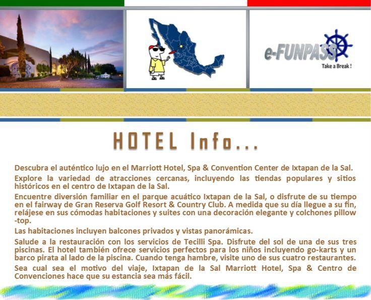 IXTAPAN DE LA SAL - Marriott Hotel, Spa & Convention Center