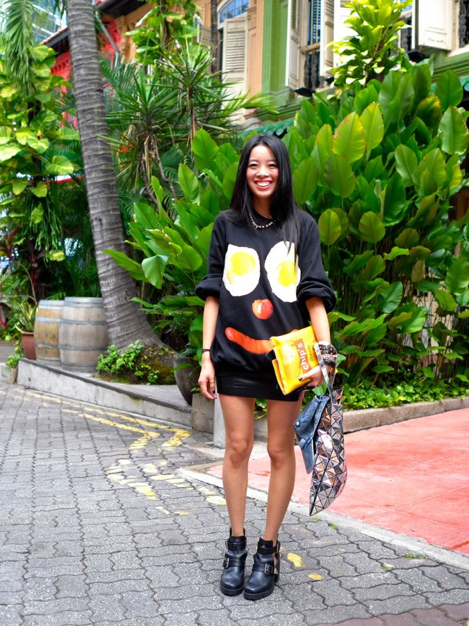 7 Best Images About Singapore Street Style On Pinterest