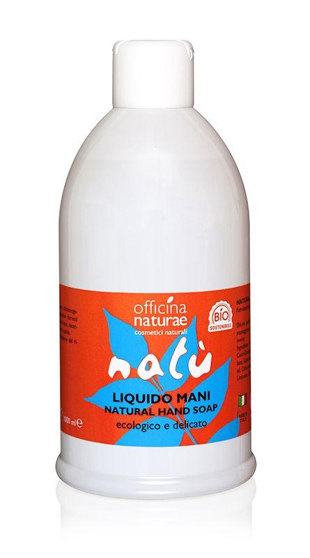 Liquido mani Natù