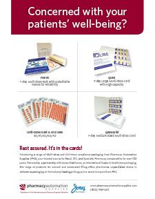 physician patient relationship and medication compliance packaging