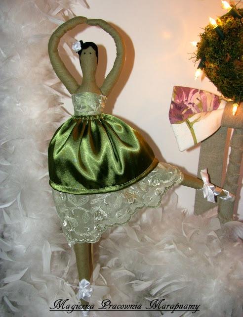 Green Ballet Tilda.