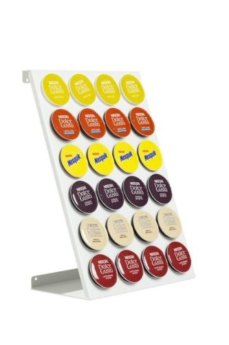 Dolce gusto kapselin for the home pinterest wands - Porte dosettes dolce gusto ...