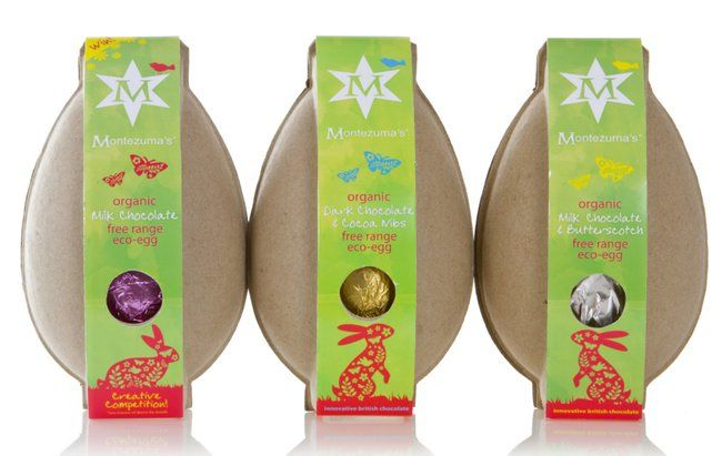 Great #packaging for #Easter that's #eocfriendly