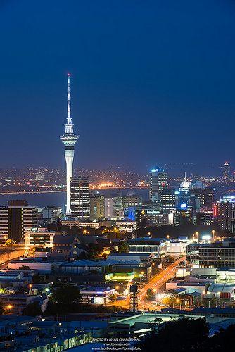 Auckland City, North Island, New Zealand