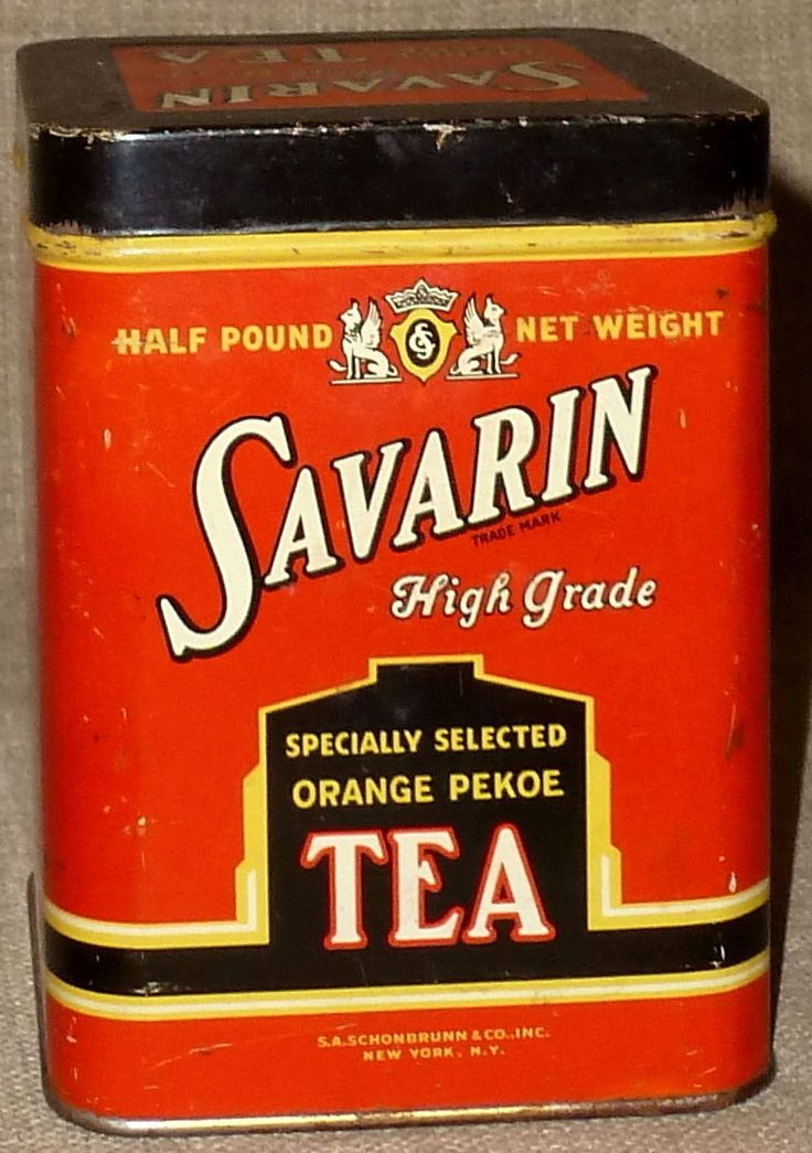17 Best Images About Tea Tins On Pinterest Iroquois