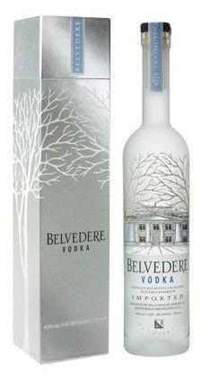 Belvedere Pure Vodka (750ml, 40.0%)