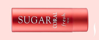 Can't wait to try this color...Fresh Sugar Lip Treatment SPF 15 in Sugar Coral Tinted. #Colorblock #Sephora