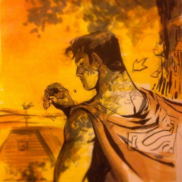 Superman by Yildiray Cinar