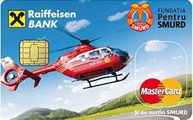 Card de credit Raiffeisen Bank