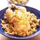 Een heerlijk recept: Kip met citroen en olijven