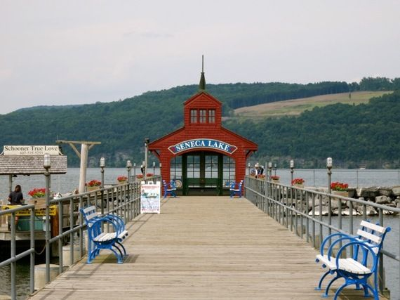 12 Hot Spots in the FInger Lakes