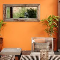 Using Mirrors Outdoors | How To Decorate With Outdoor Garden
