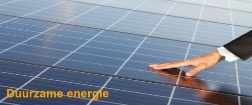 Duurzame energie opwekken en besparen - Roosendaal Marktplaats