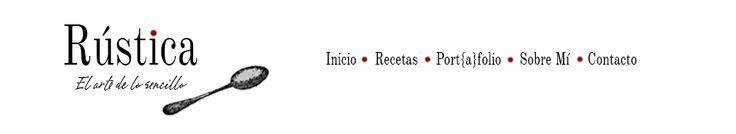 Rústica: Tarta de Alcachofas & Berenjenas