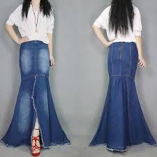 Resultado de imagen para pollera mini recta de jeans con moldes
