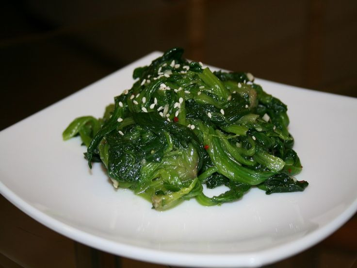 Салат из шпината армянская кухня