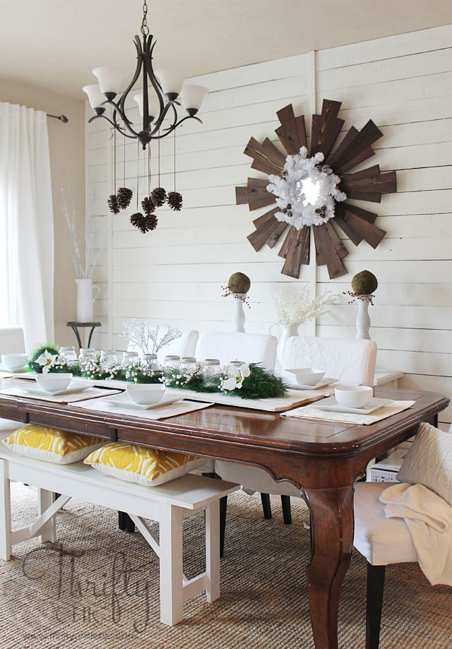 Thrifty And Chic 2014 Christmas Home Tour